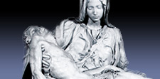 The Pieta by Michaelangelo